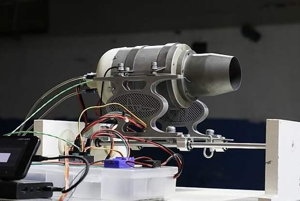Проведены летные испытания первого российского малоразмерного газотурбинного двигателя МГТД-20