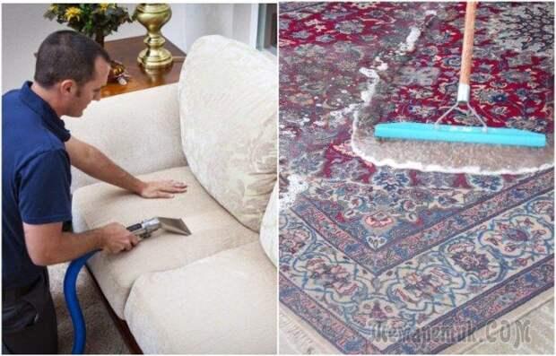 9 вещей в доме, которые можно почистить сейчас и расслабиться до следующей осени