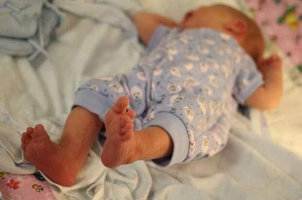 В марте 2021 года в Курской области родились 797 детей