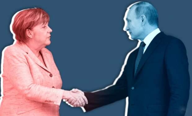 Политолог объяснил, чем обернется для России визит Меркель в Москву