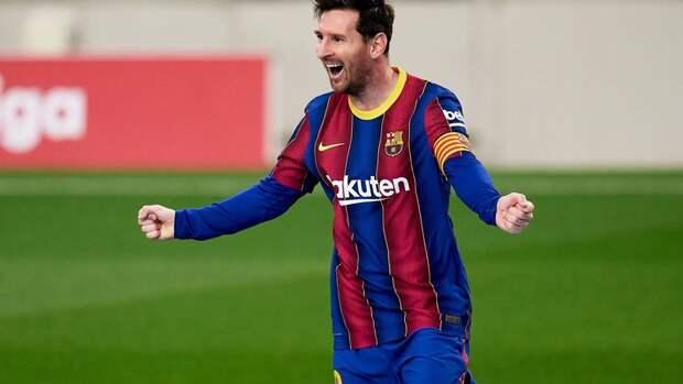 В «Барселоне» уверены, что Месси продлит контракт