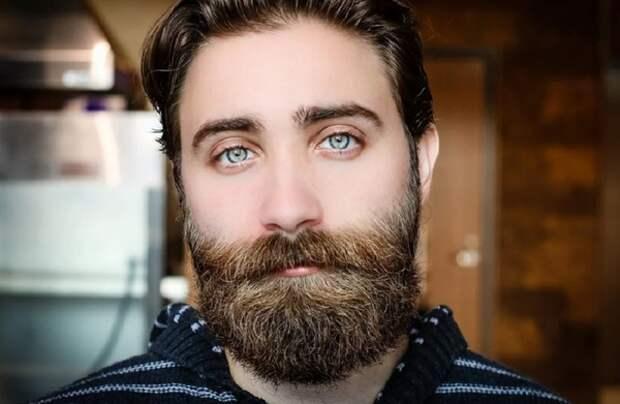 Учёные выяснили, почему женщин не привлекают бородатые мужчины