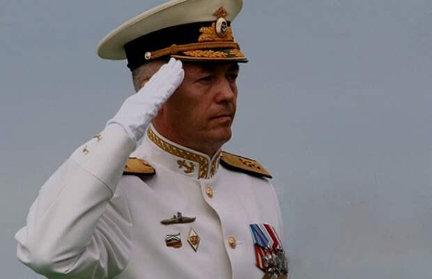 На Украине вменяют два преступления командующему Балтийским флотом