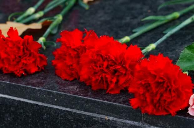 В Берлине к мемориалу памяти советских солдат возложили венки и цветы