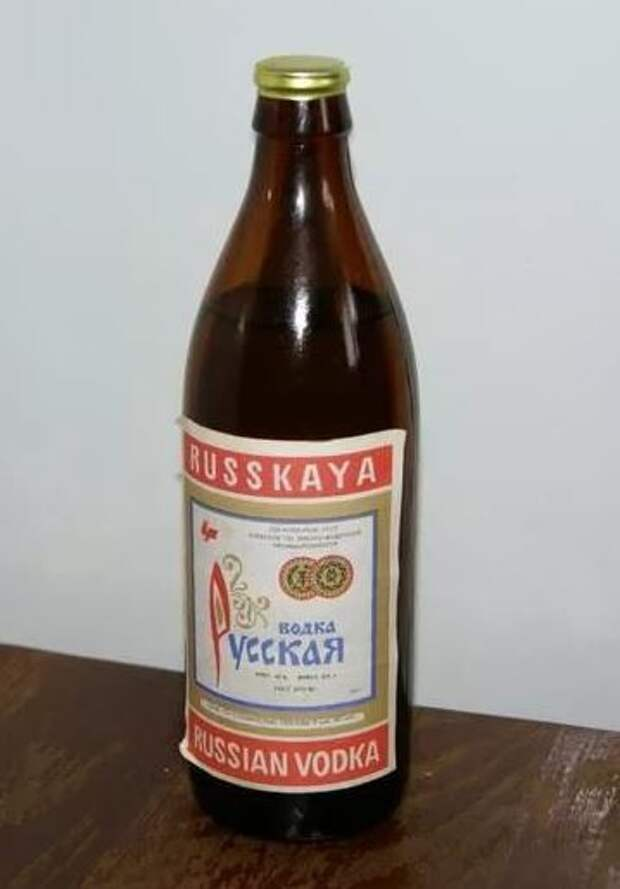 Фейк из бутылки Чебуражка
