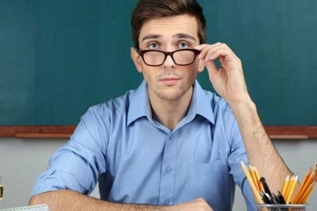 Скажите честно, вас не беспокоит отсутствие в школе мужчин?