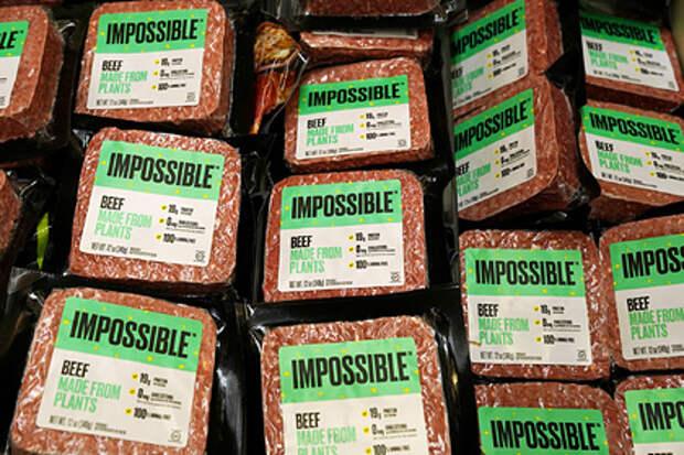 Производитель искусственного мяса собрался выйти на биржу