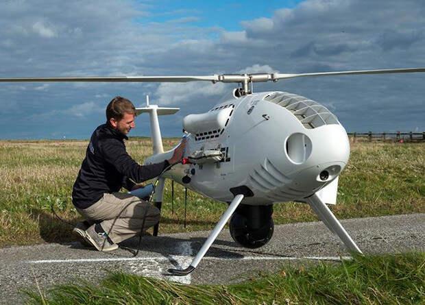 Армия США обзаведется дронами для доставки боеприпасов бойцам на поле боя