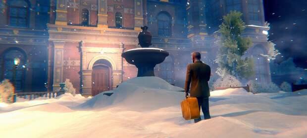 Расследуем убийство в трейлере игры Agatha Christie — Hercule Poirot: The First Cases