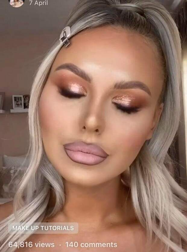 Говяжьи губы: вмоду возвращается элемент макияжа 90-х, который мало кого делает привлекательным