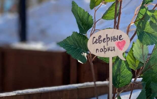 Парк «Северное Тушино» приглашает на эко-квест