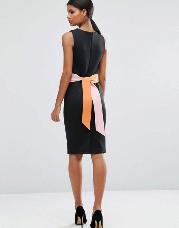 Элегантный черный: универсальный цвет в создании модных образов