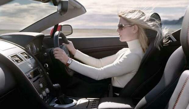 На машине иногда нужно быстро трогаться с места. Не умеете - научу (пригодится)