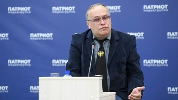 Политолог Николай Межевич