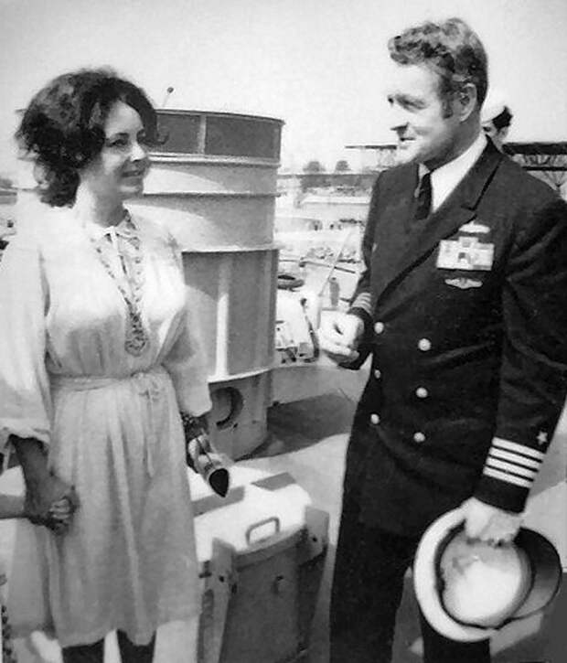 Зачем голливудская звезда Элизабет Тейлор приезжала в СССР