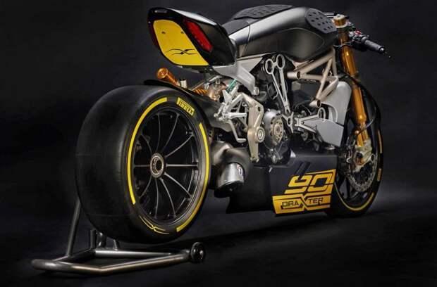Ducati Draxter – юбилей на колесах