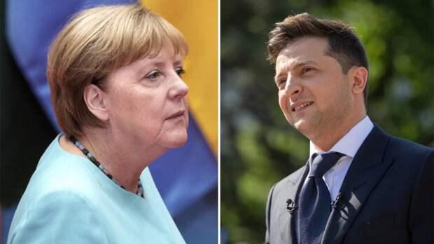 Золотой унитаз Меркель