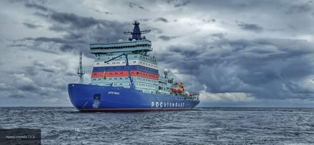 В США объяснили, каким образом Америка может конкурировать в Арктике с РФ и Китаем