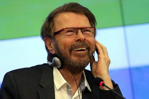 Бьорн Ульвеус   Фото: aif.ru