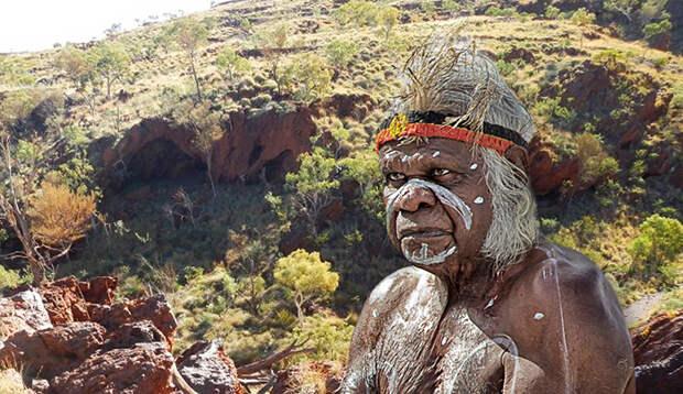 Ради чего в наши дни уничтожили древние артефекты аборигенов Австралии, которые были созданы 46 000