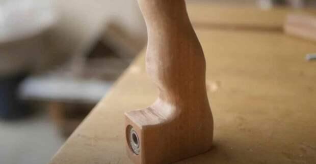 Как сделать ручную шлифмашинку на базе шуруповерта