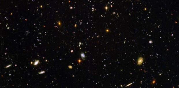 Ученые нашли потенциальное место столкновения с параллельной вселенной