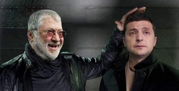 Байден по телефону отдал приказ индейцу Зеленскому: принести скальп Коломойского