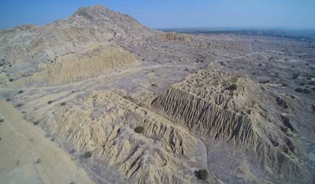 Место силы, которое несколько веков назад покинули жители. /Фото:larepublica.pe