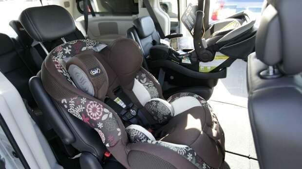 Пост обычной мамы, попавшей в ДТП, стал невероятно популярен honda, авария, авто, везение, дети, детское кресло, дтп, мама