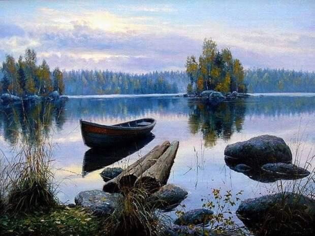 художник Олег Пятин картины – 10
