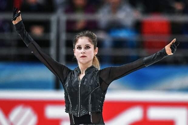 Олимпийская чемпионка фигуристка Юлия Липницкая ждет ребенка