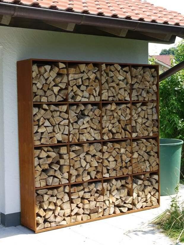 Indoor wirewood (подборка полениц)