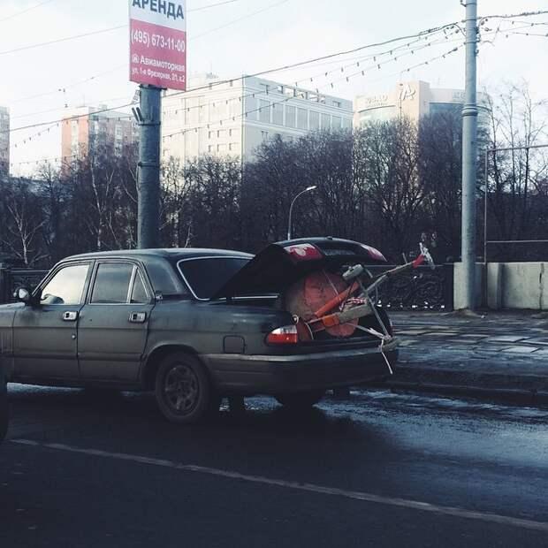 В наши тачки помещалось абсолютно все автопром, первая любовь, россия