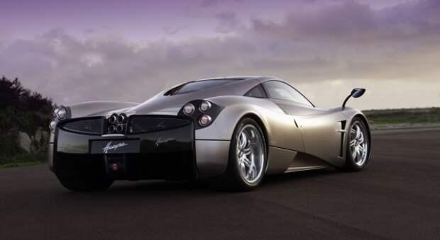 Супер-кар Pagani Huayra за миллион евро