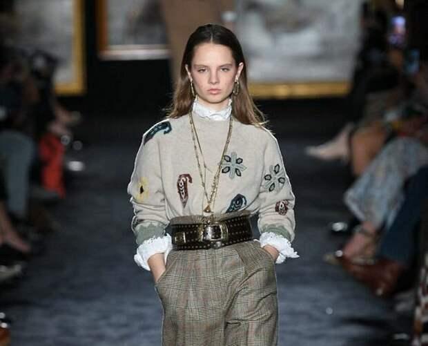 Тренды Vogue – самые стильные образы этого сезона