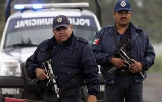 Массовое убийство во время мундиаля: мексиканцев расстреляли во время матча
