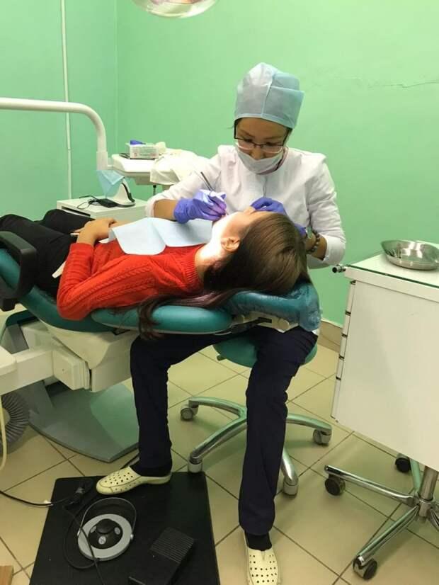 В детском отделении стоматологической поликлиники № 13 / Фото предоставлено поликлиникой № 13