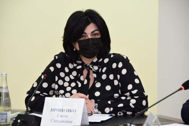«Вы всегда были со мной на связи»: Глава Симферополя Елена Проценко о своём увольнении