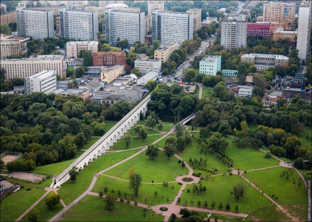 Красоты России. Наши виадуки