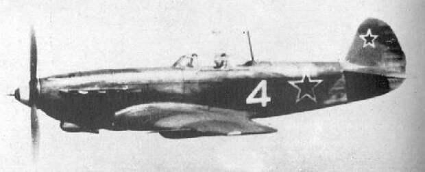 Як-9 Ролана де ля Пуапа