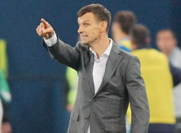 Сергей Семак по числу побед - в числе шести лучших тренеров «Зенита»