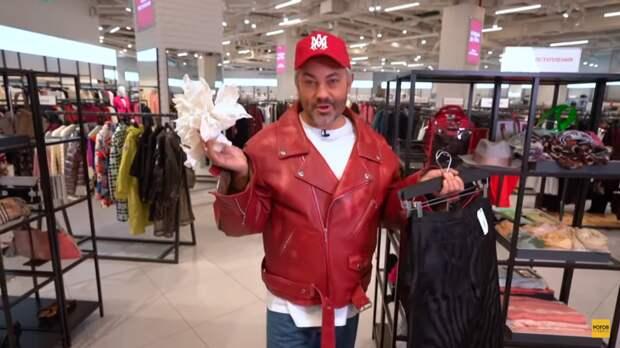 Эксперт моды Рогов показал идеальную брошь для любого наряда