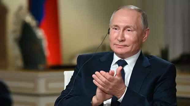 """""""Путина в президенты США!"""": Запад обсуждает интервью российского лидера"""