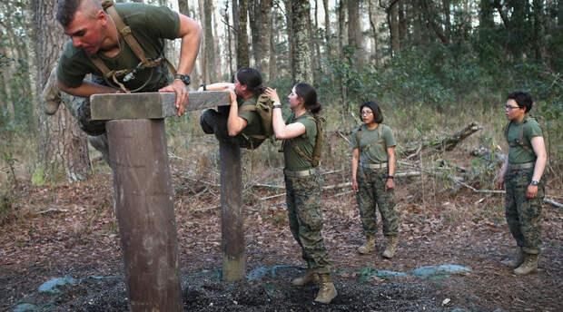 Упражнения морпехов, которые создают бойца за месяц