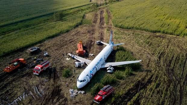 Пассажиры А-321 рассказали о необычных совпадениях перед посадкой на кукурузу