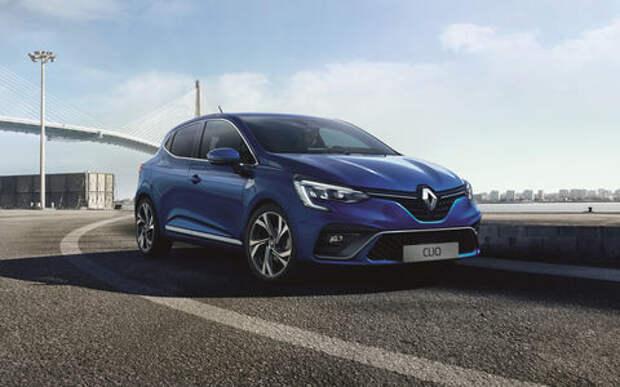 Рассекречена внешность нового Renault Clio