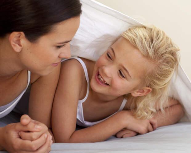 9 из 10 российских женщин готовы говорить со своими детьми о сексе