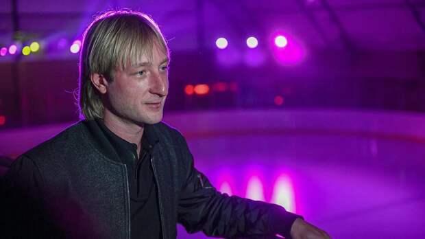Евгений Плющенко, обвинил судей, что они заряжены, и выступил с обращением к Александре Трусовой