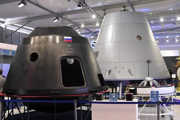 После полета к Луне космонавты приземлятся в Оренбургской области