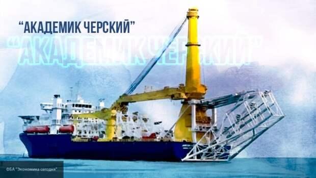 Юшков рассказал, как США санкциями устроили проблемы «Газпрому» с «Северным потоком-2»